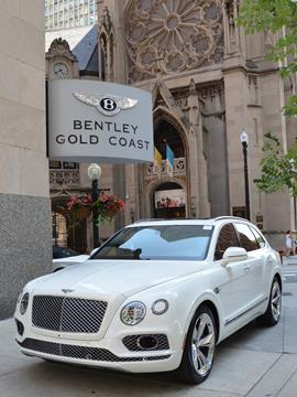 2018 Bentley Bentayga for sale in Chicago, IL