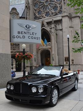 2007 Bentley Azure for sale in Chicago, IL