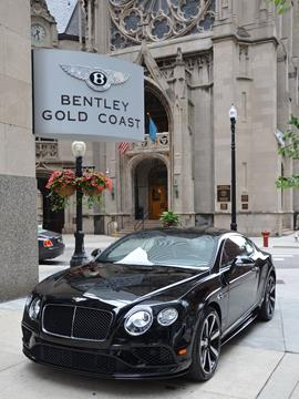 2016 Bentley Continental GT V8 S for sale in Chicago, IL