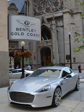 2014 Aston Martin Rapide S for sale in Chicago, IL