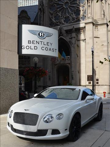 2014 Bentley Continental GT Speed for sale in Chicago, IL
