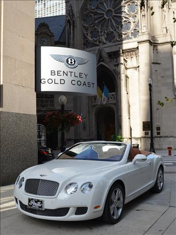 2011 Bentley Continental GTC for sale in Chicago, IL
