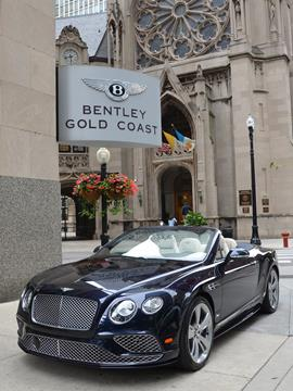2016 Bentley Continental GTC Speed for sale in Chicago, IL
