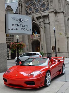 2003 Ferrari 360 Spider for sale in Chicago, IL