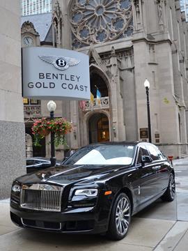 2018 Rolls-Royce Ghost Series II
