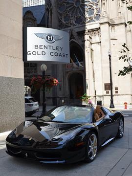 2014 Ferrari 458 Spider for sale in Chicago, IL