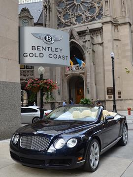 2007 Bentley Continental GTC for sale in Chicago, IL