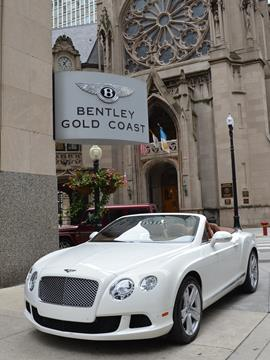 2013 Bentley Continental GTC for sale in Chicago, IL
