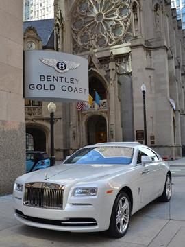 2016 Rolls-Royce Wraith for sale in Chicago, IL