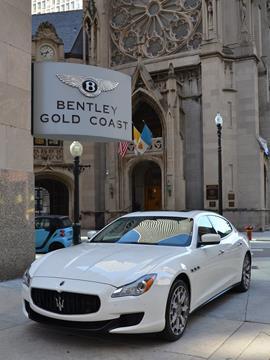2014 Maserati Quattroporte for sale in Chicago, IL