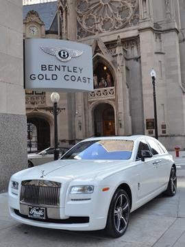 2014 Rolls-Royce Ghost for sale in Chicago, IL