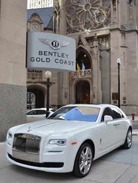 2016 Rolls-Royce Ghost for sale in Chicago, IL