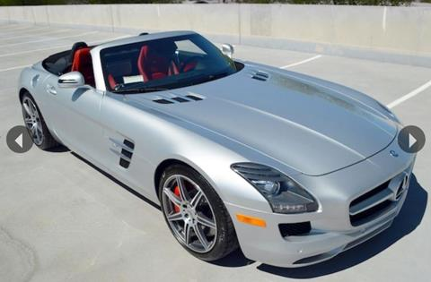 2012 Mercedes-Benz SLS AMG for sale in Chicago, IL
