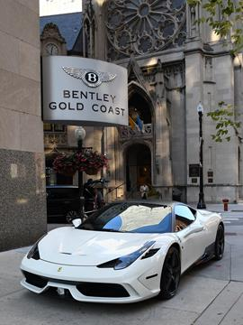 2015 Ferrari 458 Speciale for sale in Chicago, IL