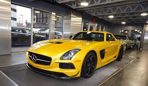 2014 Mercedes-Benz SLS AMG for sale in Chicago, IL