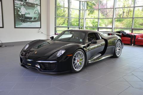 2015 Porsche 918 Spyder for sale in Chicago, IL