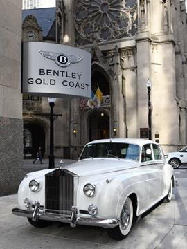 1960 Rolls-Royce Silver Cloud 2 for sale in Chicago, IL