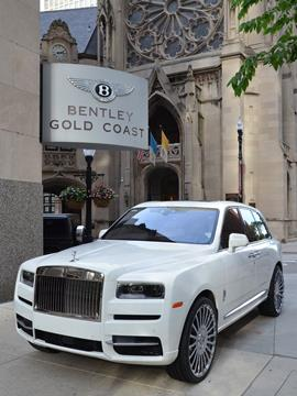 2019 Rolls-Royce Cullinan for sale in Chicago, IL