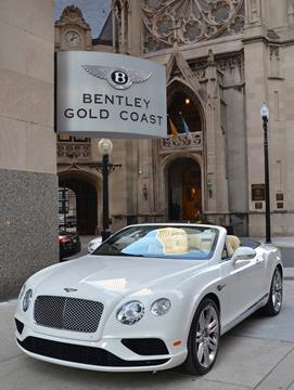 2016 Bentley Continental for sale in Chicago, IL