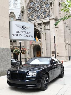 2017 Rolls-Royce Wraith for sale in Chicago, IL