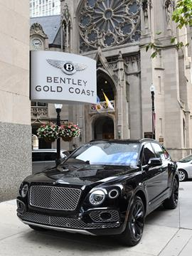 2017 Bentley Bentayga for sale in Chicago, IL