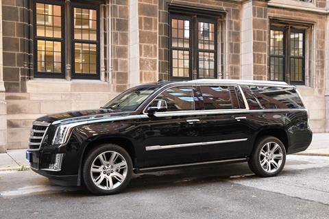 2015 Cadillac Escalade ESV for sale in Chicago, IL