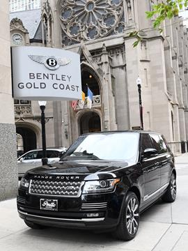 2015 Land Rover Range Rover for sale in Chicago, IL
