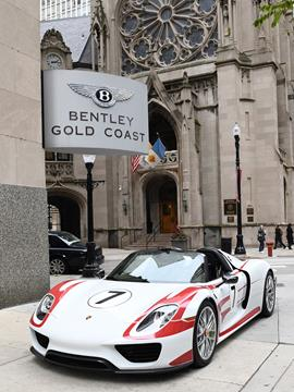 2015 Porsche 918 Spyder For Sale In Chicago Il