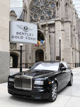2013 Rolls-Royce Phantom for sale at BENTLEY GOLD COAST in Chicago IL