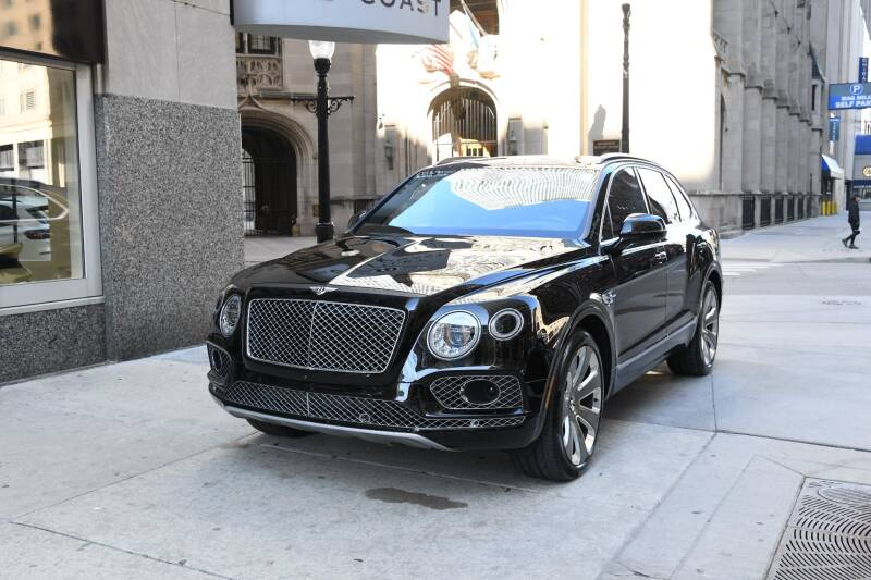 2018 Bentley Bentayga Mulliner Edition (image 2)