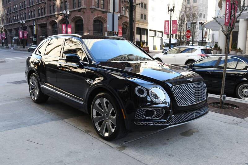 2018 Bentley Bentayga Mulliner Edition (image 4)