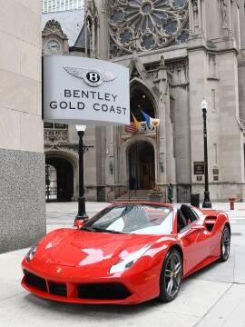 2019 Ferrari 488 Spider for sale at BENTLEY GOLD COAST in Chicago IL