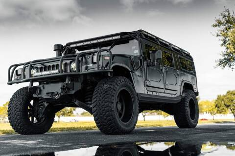 2006 HUMMER H1 Alpha Wagon for sale at BENTLEY GOLD COAST in Chicago IL