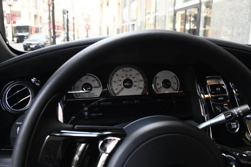 2018 Rolls-Royce Wraith (image 14)