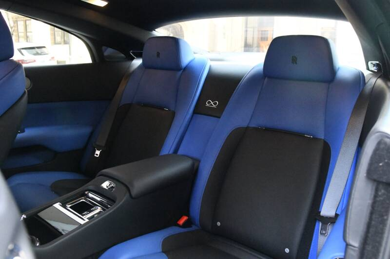 2018 Rolls-Royce Wraith (image 10)