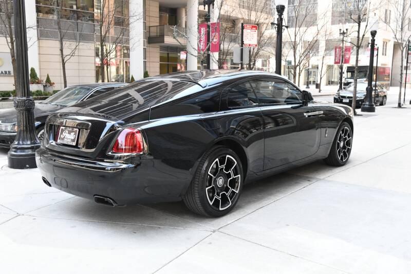 2018 Rolls-Royce Wraith (image 5)
