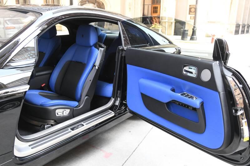 2018 Rolls-Royce Wraith (image 8)