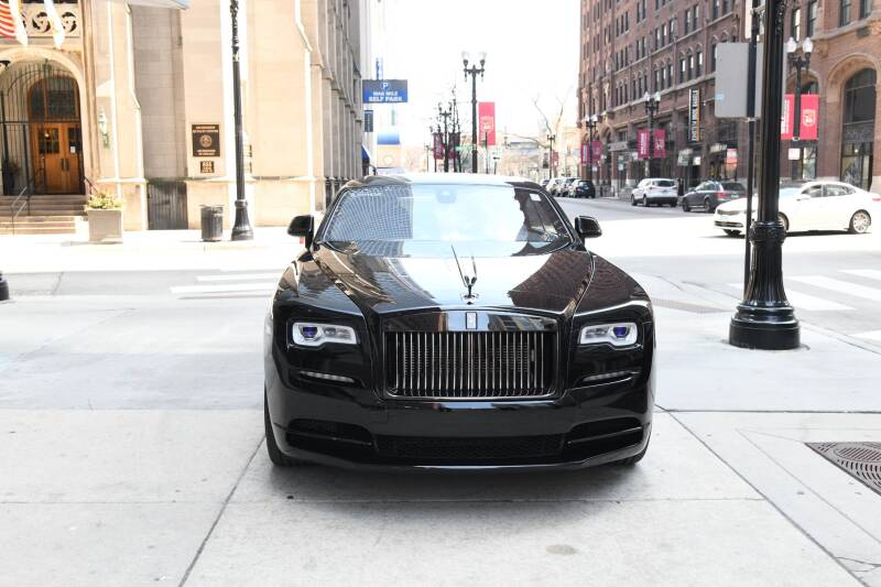 2018 Rolls-Royce Wraith (image 3)