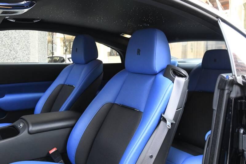 2018 Rolls-Royce Wraith (image 9)
