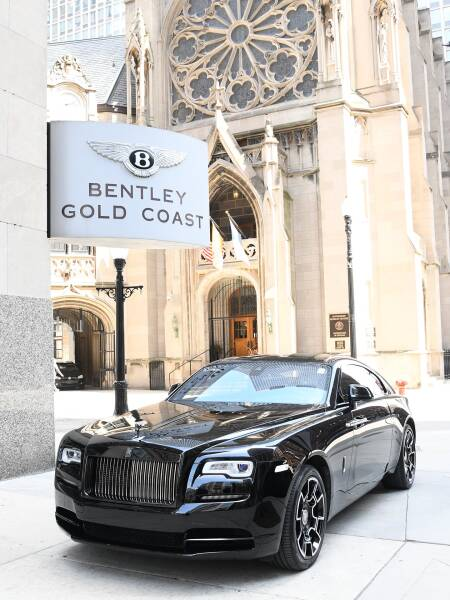 2018 Rolls-Royce Wraith (image 1)
