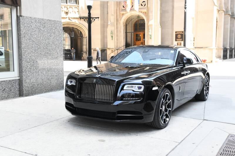 2018 Rolls-Royce Wraith (image 2)