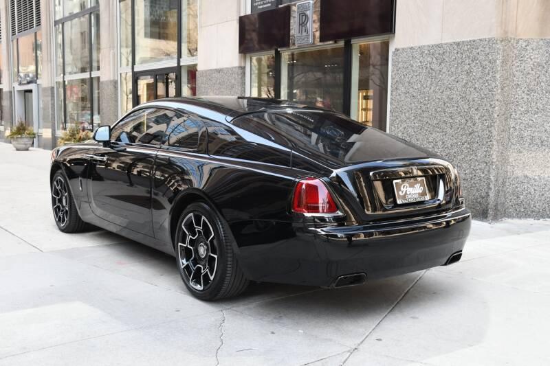 2018 Rolls-Royce Wraith (image 7)