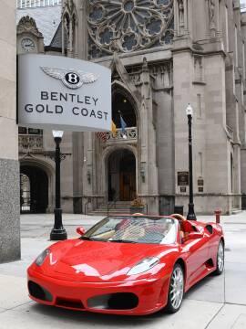 2007 Ferrari F430 F1 Spider for sale at BENTLEY GOLD COAST in Chicago IL