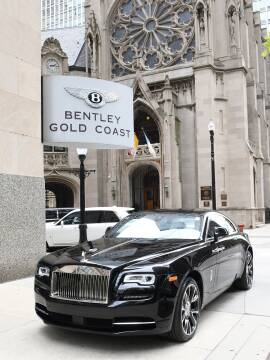 2019 Rolls-Royce Wraith for sale at BENTLEY GOLD COAST in Chicago IL