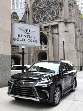 2016 Lexus LX 570 for sale at BENTLEY GOLD COAST in Chicago IL
