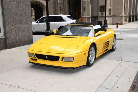 1994 Ferrari 348 for sale at BENTLEY GOLD COAST in Chicago IL