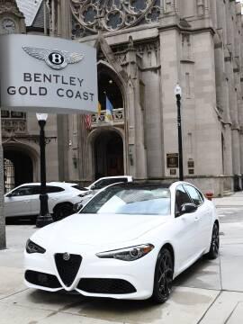 2020 Alfa Romeo Giulia Sport for sale at BENTLEY GOLD COAST in Chicago IL