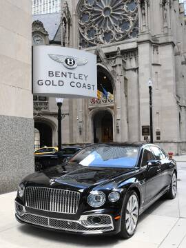 2020 Bentley Flying Spur W12 for sale at BENTLEY GOLD COAST in Chicago IL