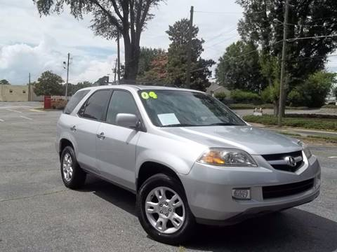 2004 Acura MDX for sale in Marietta, GA