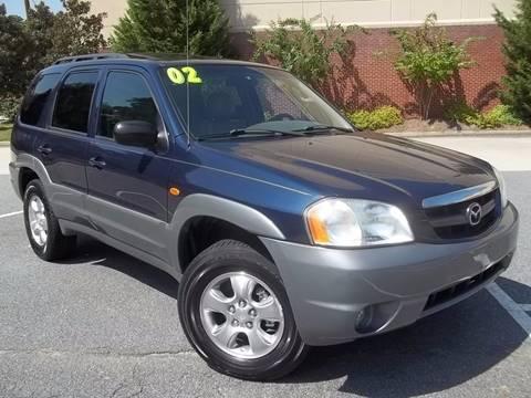 2002 Mazda Tribute for sale in Marietta, GA
